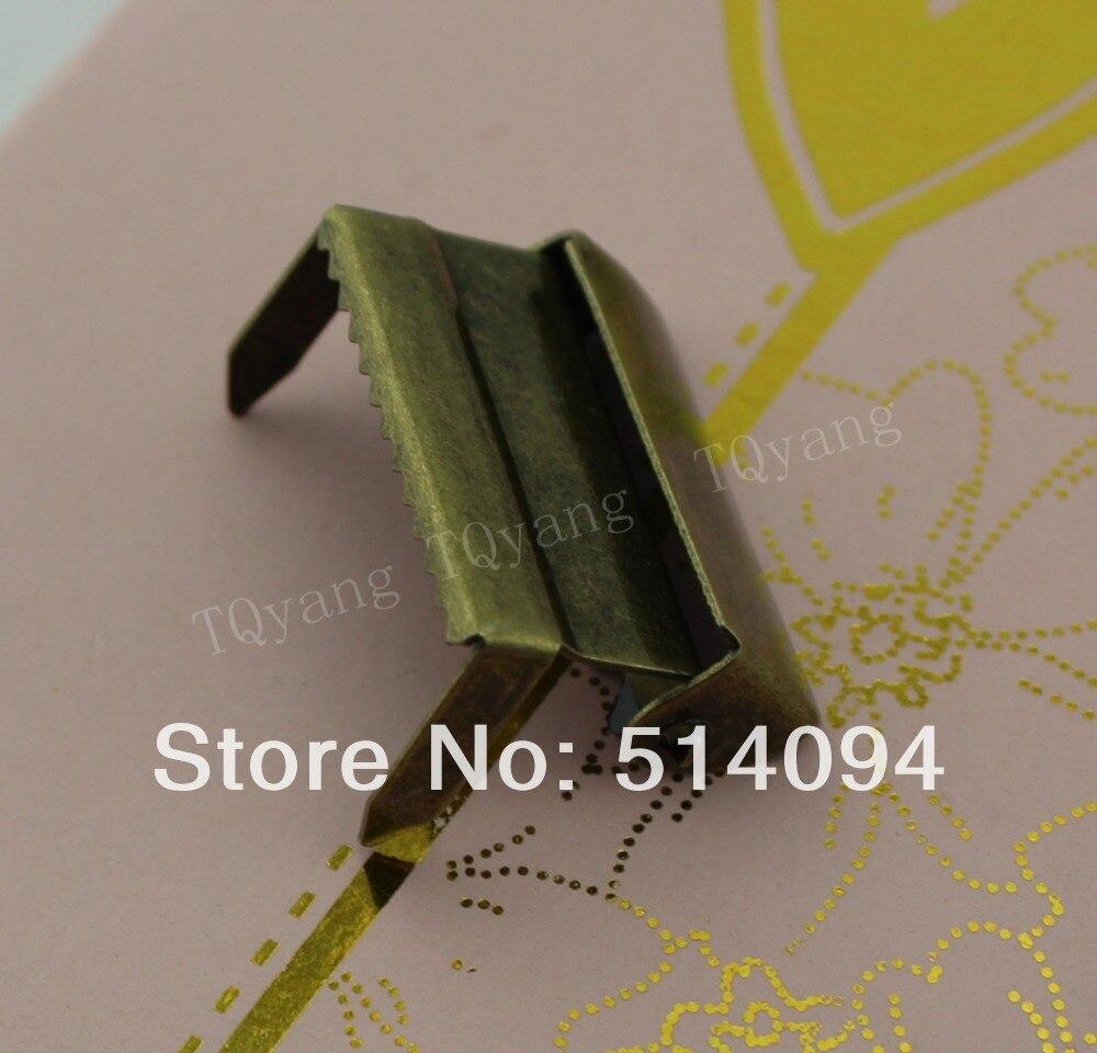 Bronze metal Suspenders adjust buckles 2 5cm wide Craft materials 500 pc pack
