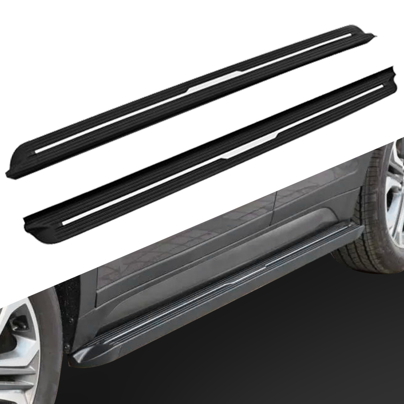 Platform Side Step FIT for Hyundai Tucson 2015 2016 2017 2018 2019 2020 Running Board Nerf Bar 2 PCS|Nerf Bars & Running Boards| |  - title=
