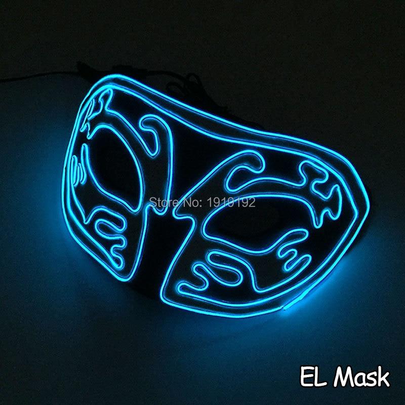 glowing-Blue