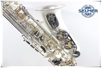 Henry Of France Selmer E Alto Saxophone Reference 54 Silver