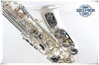 Henry Of France Selmer E Alto Saxophone Reference 54 Silver