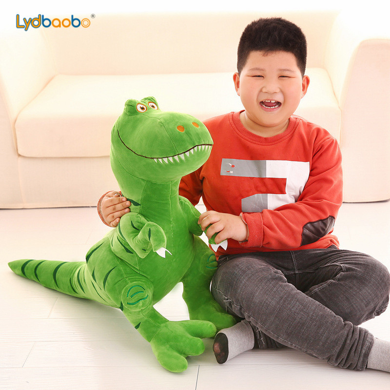 Hot Sale 40/55/70cm New Dinosaur Plush Toys Cartoon Tyrannosaurus Cute Stuffed Toy Dolls For Kids Children Boys Birthday Gifts