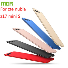MOFI Case For Zte nubia z17 mini S Cover Hard Case For Zte nubia z17 mini S Cover High Quality Phone Shell For nubia z17 mini S