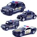 Brand New UNI 1/36 Escala UK L-andr0ver Evoque SUV Edición Diecast Metal Tire Hacia Atrás Del Coche de Policía Modelo de Juguete Para El Regalo/colección/Niños