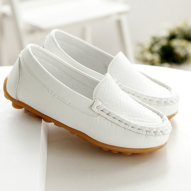 bde88305b faux leather children shoes boys loafers black new 2015 spring leather  school sneakers kids 21-38 teenage child wedding shoes