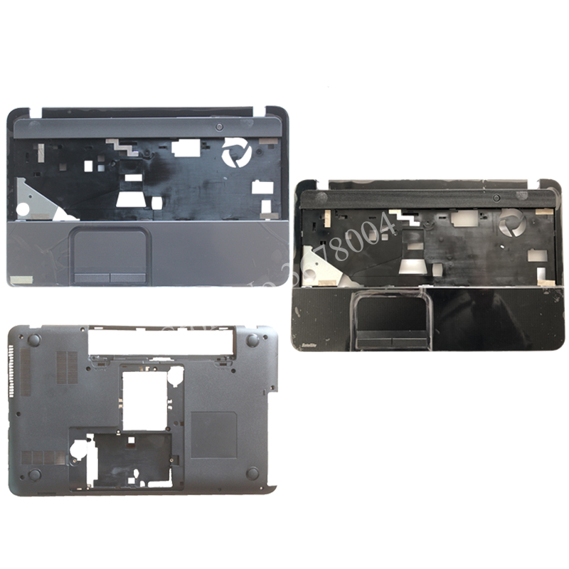 NEW Case Cover For TOSHIBA L850 L855 C850 C855 C855D Palmrest COVER / Laptop Bottom Base Case Cover V000271660