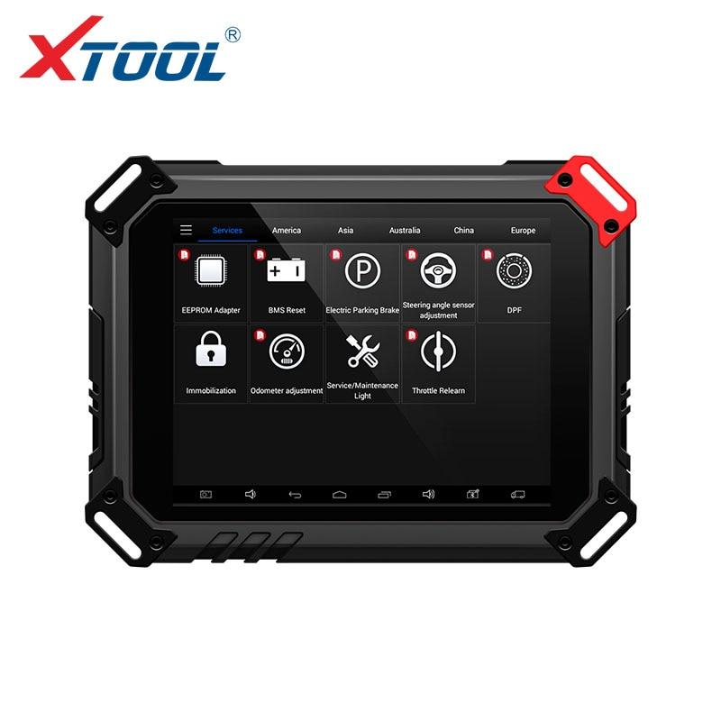 XTOOL EZ500 Full-Sistema di Diagnosi per i Veicoli A Benzina con la Funzione Speciale Stessa Funzione Con XTool PS80 di Aggiornamento On-Line