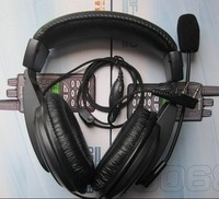 2 Pin Aviation Pilot Headset Headphone Earphone Mic For Kenwood TK 2207 TK 3207 TK2207 TK3207