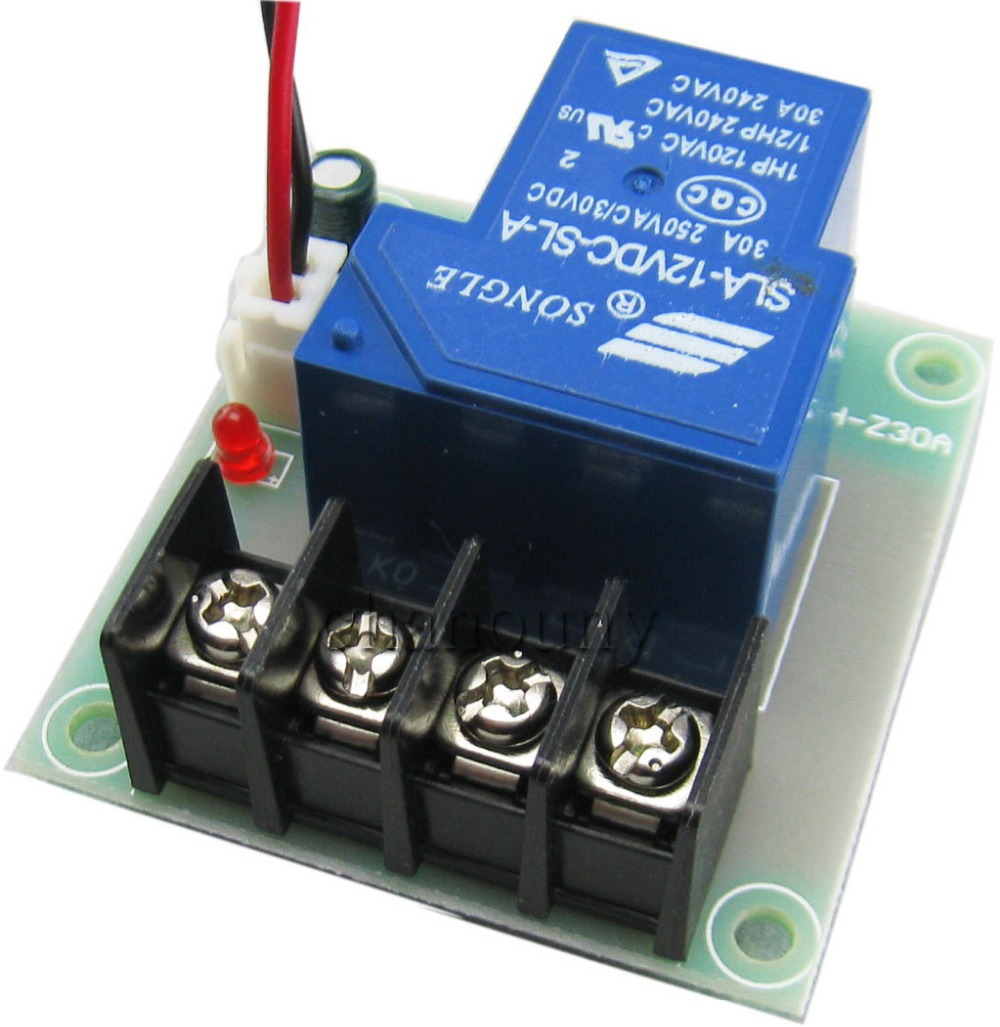 Electrical Relay Switch Relay Switching A Dc Load
