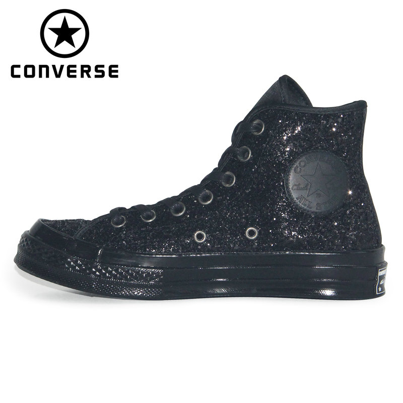 Original 1970S Converse Chuck Taylor All Star '70  Autumn and winter style unisex sneakers Skateboarding Shoes