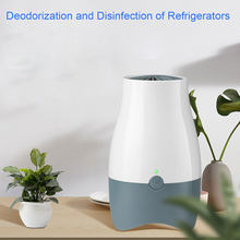 New Air Deodorizer Ozone generator Air cleaner Mini Ozonizer Disinfection with Refrigerator,shoe cabinet,wardrobe