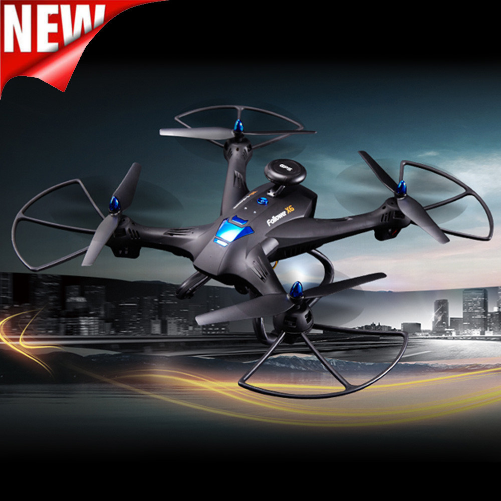 HIINST Global Drone X183 RC Helicopter Drone DUAL GPS dron FPV Follow me RC Quadcopter Toys can carry with 5.8G 720P HD Camera