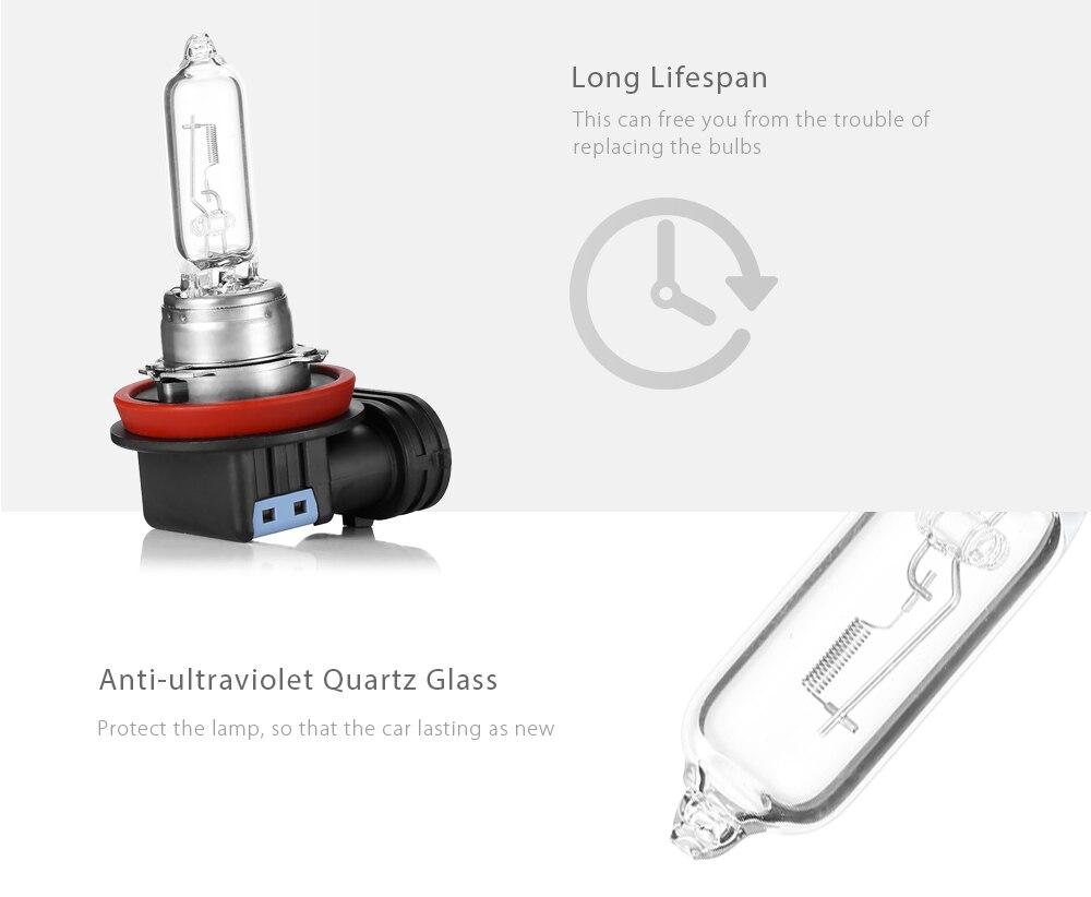 Автомобильная лампа H9 65W 1 шт. Philips 12361C1 - фото 11