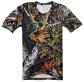 TACTICAL PAINTBALL  BIONIC DARK REAL TREE CAMO T-SHIRT IN SIZES-35815
