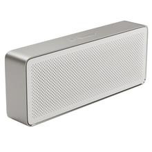 Оригинал Xiaomi квадратная коробка 2 Беспроводной Портативный стерео Динамик II Bluetooth 4.2 громкой связи с AUX в микрофон