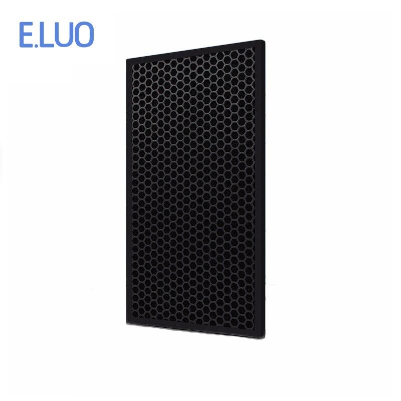 Черный 55c очиститель воздуха угольный фильтр подходит для E-VH50C F-PXH55C