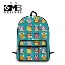 owl design backpack