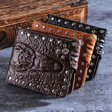 Ulrica New Arrival High Quality Men Crocodile Pattern Business Short Wallet Coin Purse Card Holders Handbag