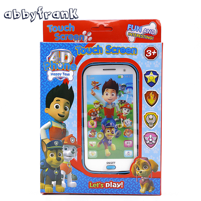 Us 9 99 Abbyfrank English Language Iphone Toy Learn English Baby Toy Phone Mobile Toy With Song Light Story Telling Educational Toy Baby In Toy