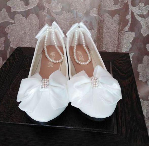 5cm Romantico Heel 3cm Bow Strap Spose flat Dolce 5cm 4 Mano Da 8 Heel White Satin Donna Heel Fatti Caviglia Heel Bordare Scarpe A Sposa aSxvq