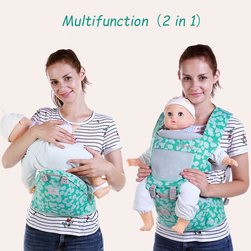 Mother & Kids Activity & Gear 20kg Load Bearing Gabesy Newborn 3 In 1 Ergonomic Baby Carrier Infant Sling Kid Backpack Hip Seat For 0-3 Years Old Children