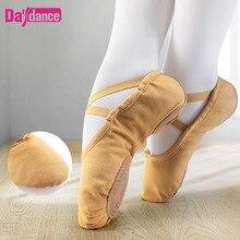 Split Sole Ballet Shoes Girls Professional Ballet Slippers D