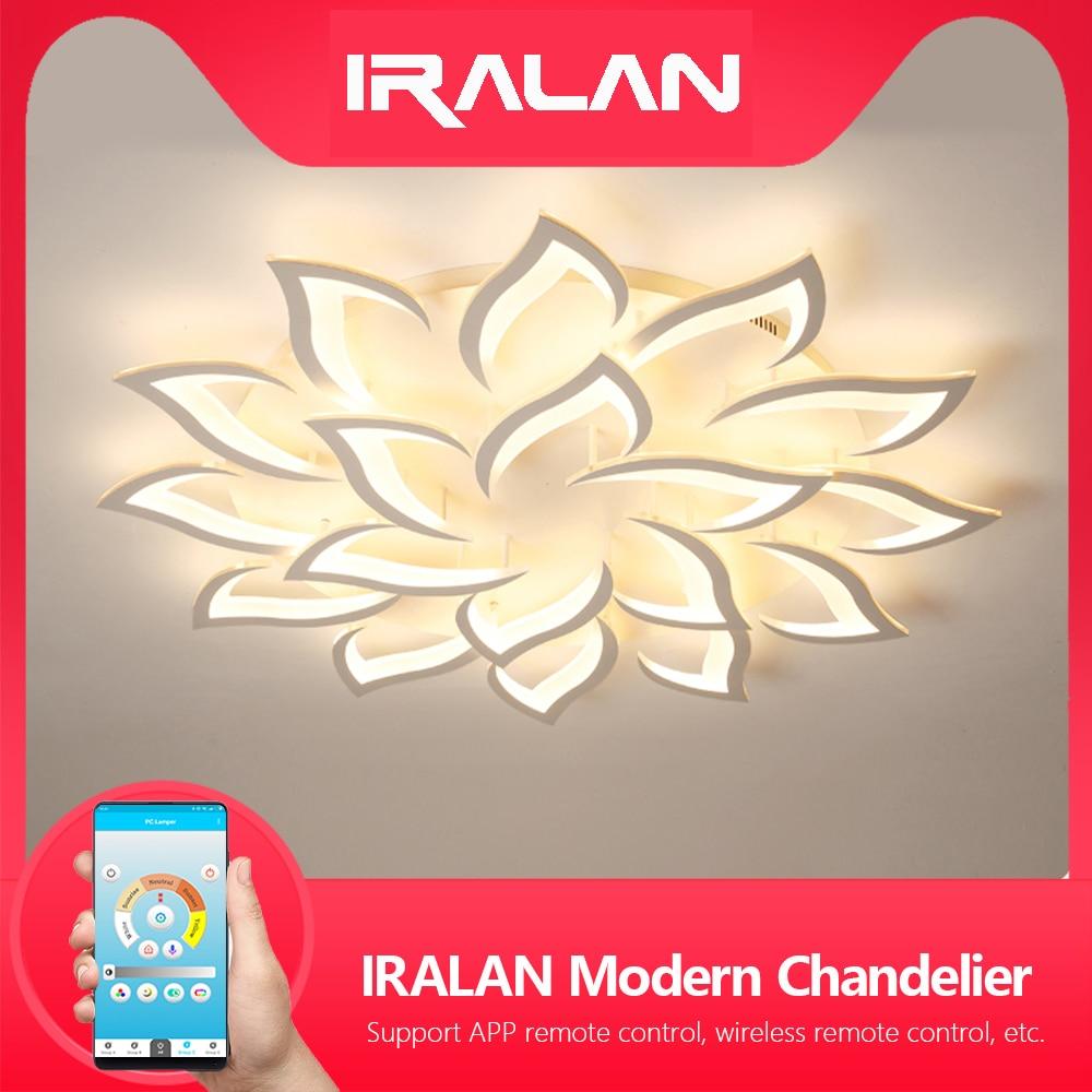 New Led Chandelier For Living Room Bedroom Home Chandelier By Sala Modern Led Ceiling Chandelier Lamp Lighting Chandelier(China)