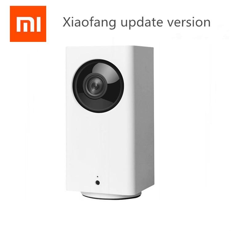 Xiao mi mi jia Dafang maison intelligente 110 degrés 1080p HD sécurité intelligente WIFI IP Xiaofang nouvelle Vision nocturne de caméra pour mi maison app-in Télécommande connectée from Electronique    1