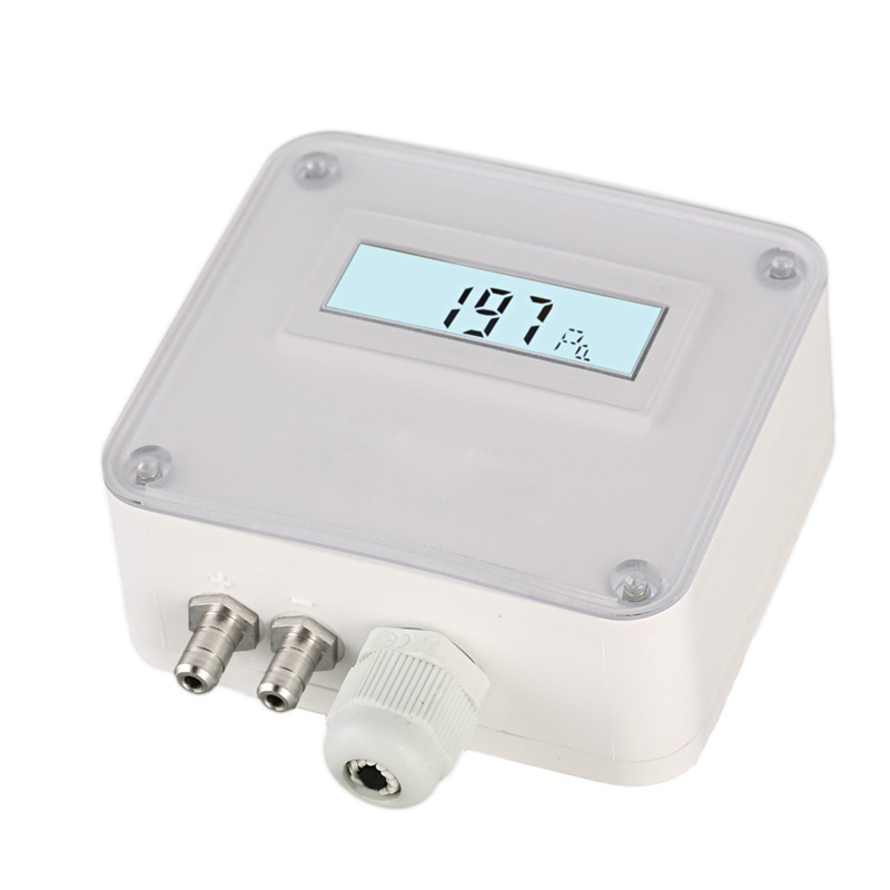 Nombre de transmetteur de différence de pression microscopique capteur de différence de pression de gaz d'air sous pression ELM112