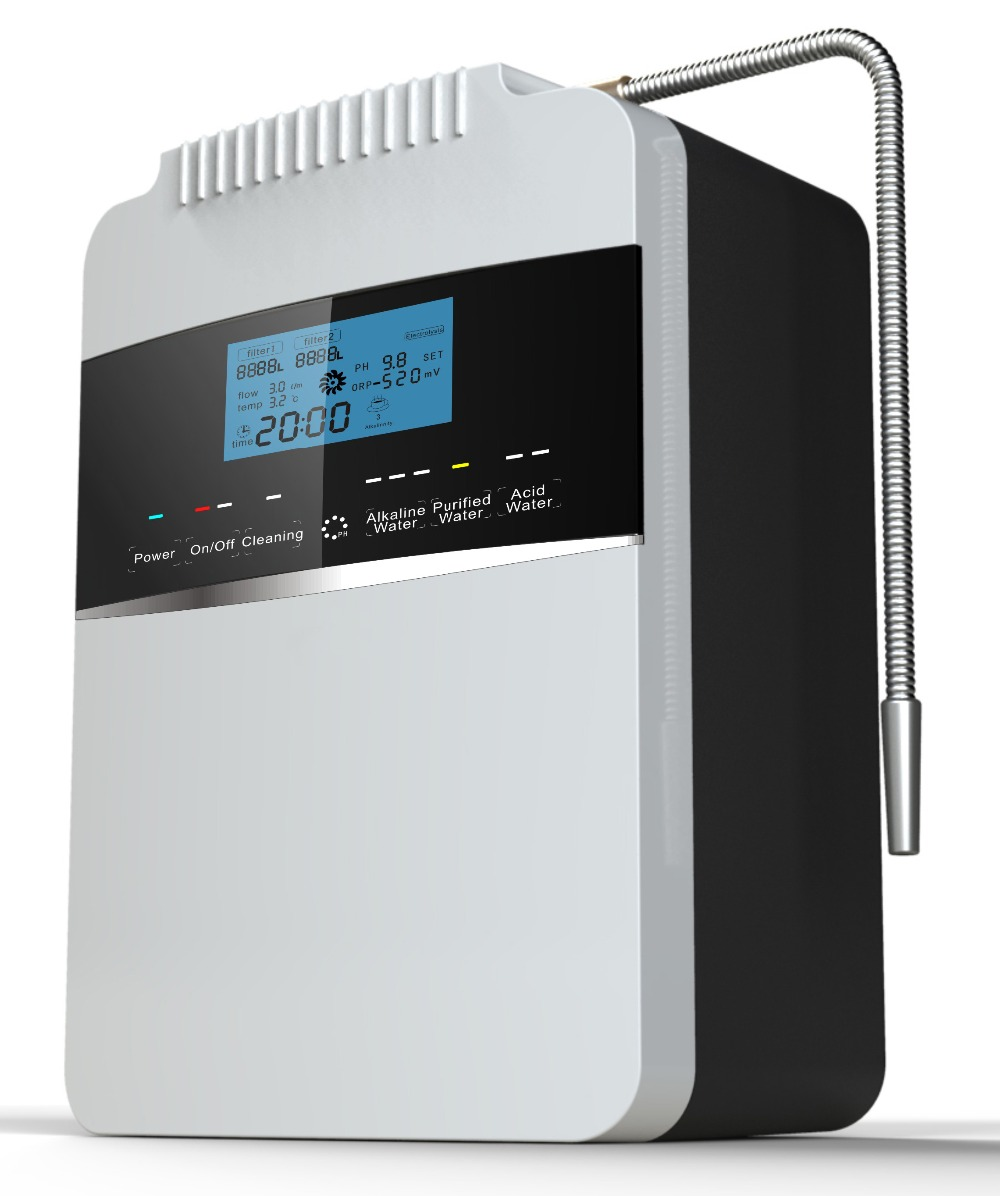 Высокое качество 12000 литра ионизатор и очиститель воды машины ORP-850 PH2.5-11.2 Щелочная кислота воды настройки мгновенный нагрев