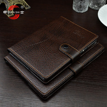 series of practical manual leather belt buckle paperback business advertising notebook Notepad B5 A5 B6 A6