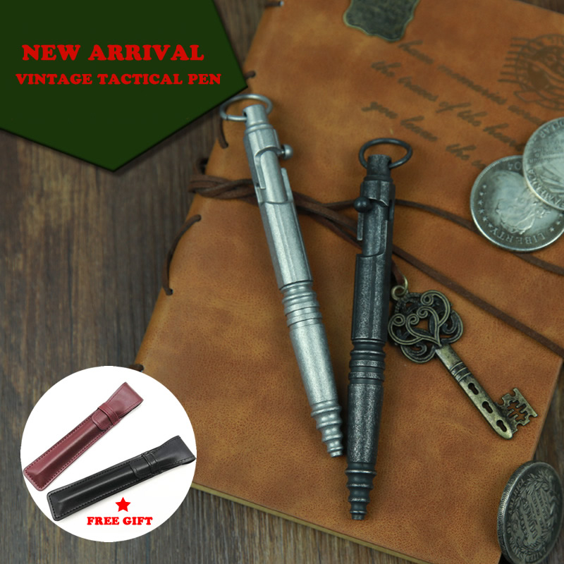 new-stainless-steel-tactical-pen-vintage-design-pen-bolt-switch-etro-ball-point-pen-self-defense-supplies-edc-tool-gift