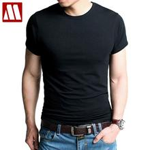 5ee1ce59c1e3 NEW Cotton T shirts Men Short Sleeve Brand Design Summer male Tops Tees  Fashion Casual Tshirts