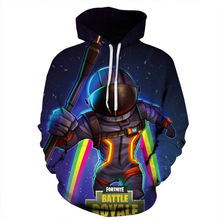 2019 Hot Fashion Hoodies Men/women 3d Sweatshirts Print  Hooded Unisex Pullovers