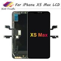 OEM Оригинальный AMOLED для Apple iPhone XS MAX ЖК дисплей Digitizer Замена сборка 6,5 дюйм(ов) XS max экран дисплей