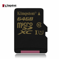 Kingston Tf Card Flash Card 64GB Sd Card HD Video Memory Card Micro Sd