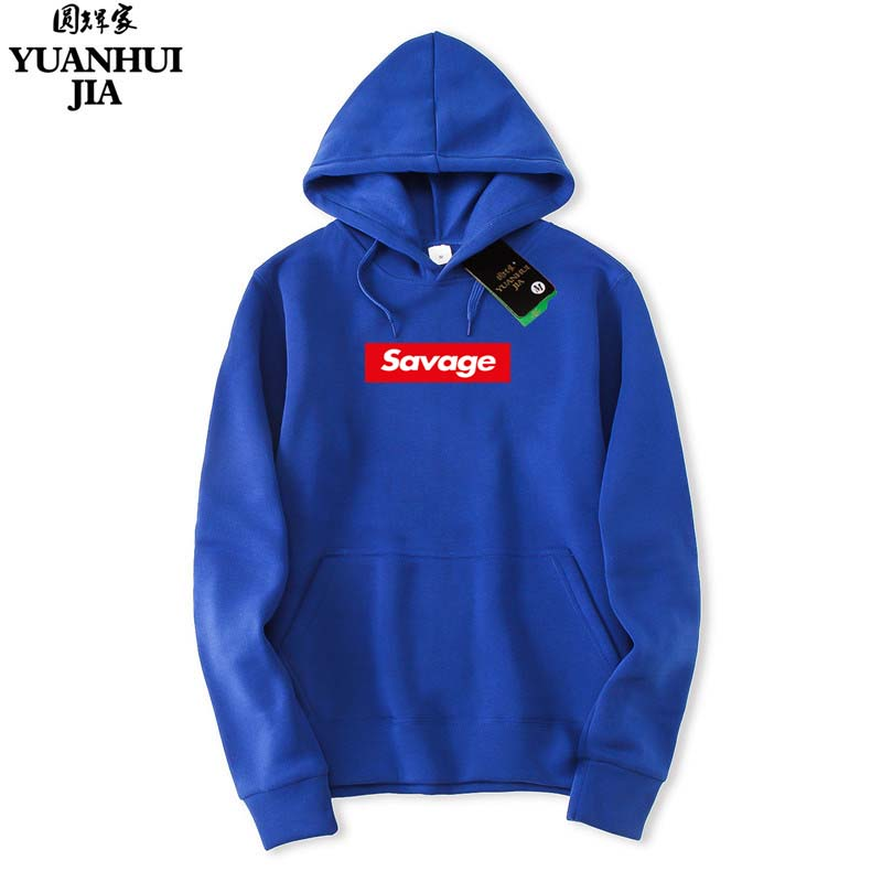 c80a6bfe35f4cb Red letters printed cotton coat Hoody Hoodie clothing brand savage hip hop  summer supreme god fearing Street-in Hoodies & Sweatshirts from Men's  Clothing on ...