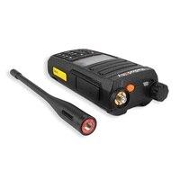 מכשיר הקשר שני הדרך Radioddity GD-77 Dual Band Dual זמן חריץ DMR דיגיטלי / אנלוגי שני הדרך רדיו 136-174 / 400-470MHz Ham מכשיר הקשר עם רמקול (5)