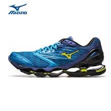 Mizuno Для мужчин Wave Prophecy 5 дышащая легкая Вес Cushioning бег Кроссовки Спортивная обувь спортивная обувь j1gc160044 xyp320