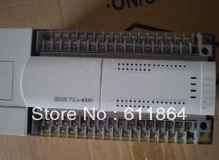 FX2N-48MR-001 Main Unit AC 220V 24 DI 24 DO Relay PLC New