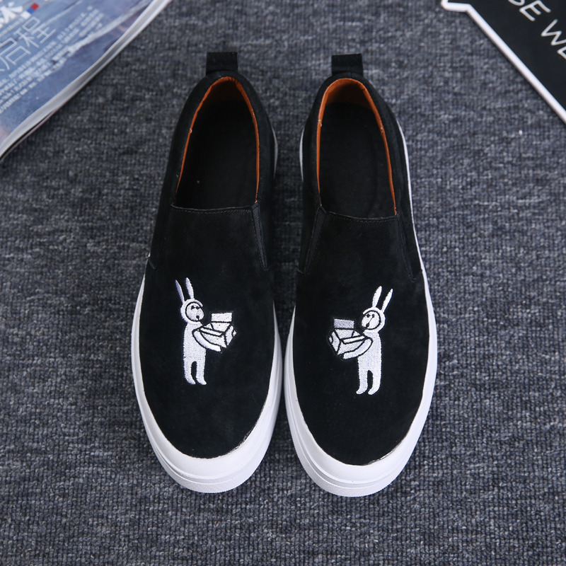 2018 slip on casual men loafers spring and autumn mens moccasins shoes suede male footwear comfortable men's flats shoes jx4 prelesty big size spring autumn breathable men luxury brand driving shoes handmade leather loafers casual slip on footwear male
