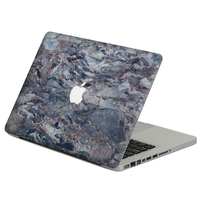 Gray Marble Laptop Decal Sticker Skin For MacBook Air Pro Retina 11 13 15 Vinyl Mac