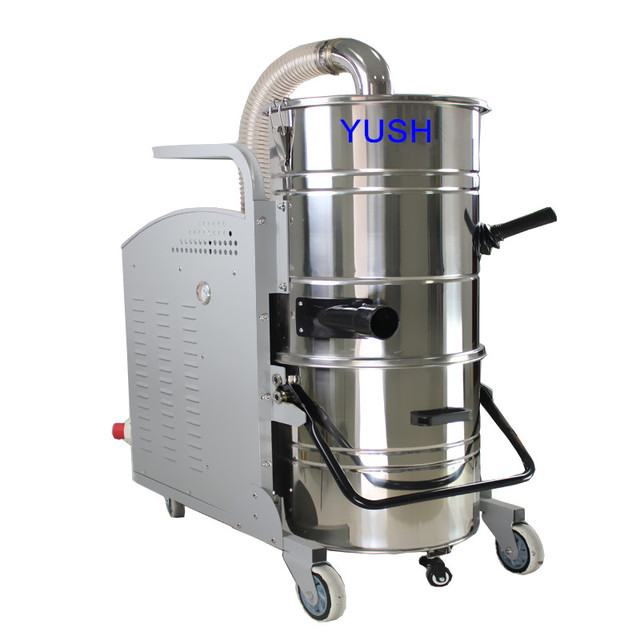 Large Scale Single Phase Industrial Vacuum Cleaners Manufacturers Supply Stainless Steel