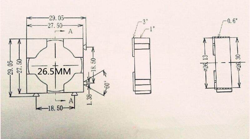 Купить с кэшбэком 10pcs/lot 26650 lithium battery ABS fire retardant plastic any combination buckle fixing bracket DIY universal assembly bracket