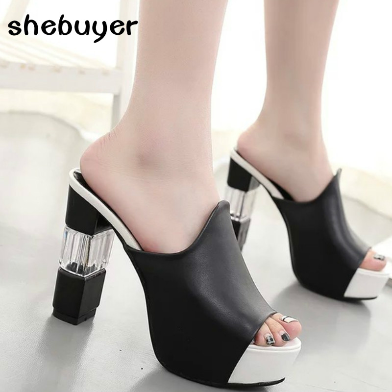 Online Get Cheap Chunky Heel Sandals -Aliexpress.com | Alibaba Group