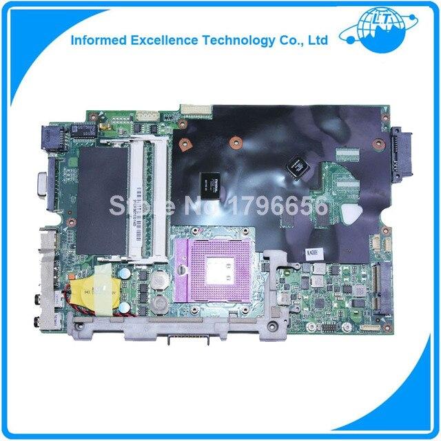 Бесплатная Доставка K50IE Для ASUS K40IE Материнская Плата Ноутбука 4 памяти REV: 2.0 Mainboard Полностью Протестированы
