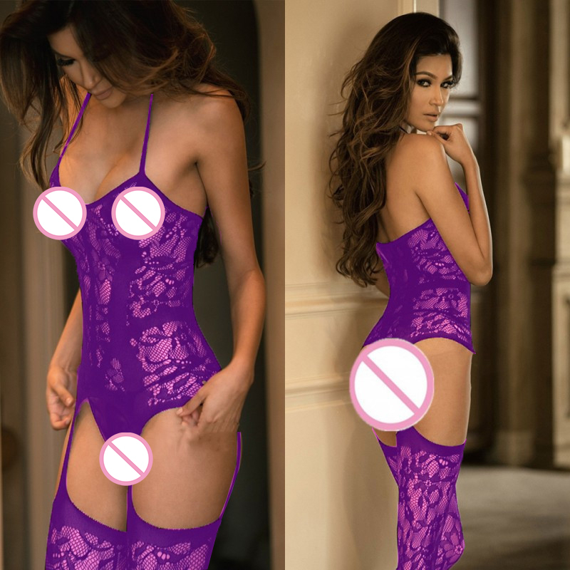 <font><b>Sexy</b></font> FishNet <font><b>Lingerie</b></font> Babydoll Porno Baby Doll Dress Wedding Night Underwear <font><b>Intimates</b></font> Chemises Body Stocking Costumes Negligees image