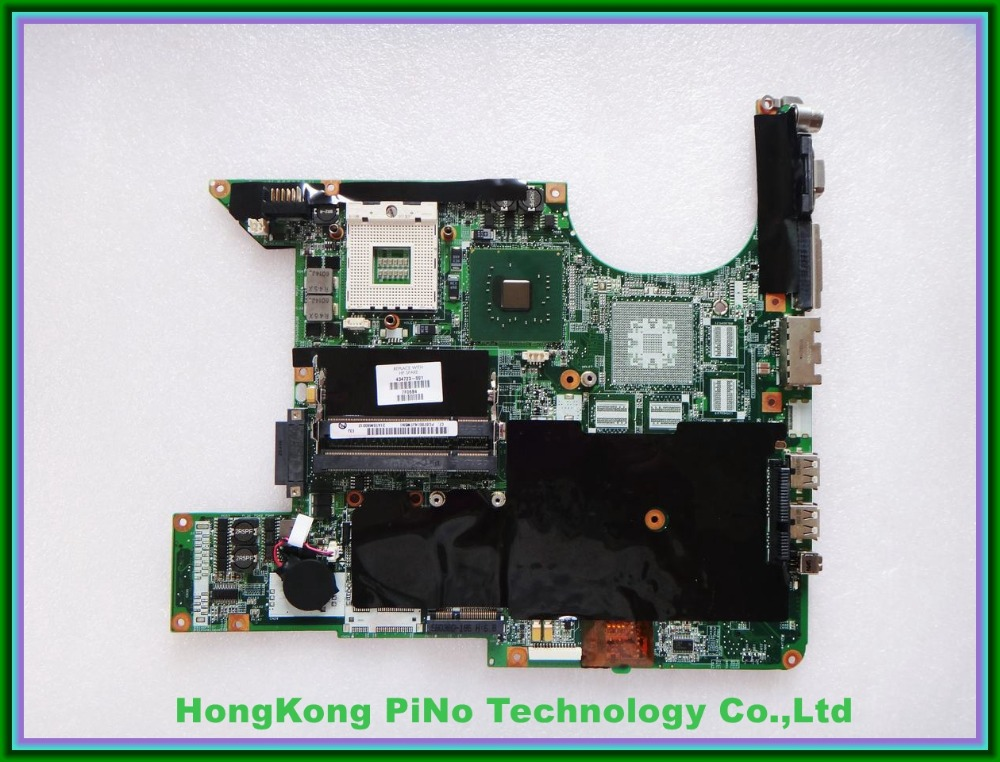 ФОТО Top Quality Placa Madre 434723-001 for HP Pavilion DV6000 Laptop Motheboard DA0AT6MB8E2 Tested Good