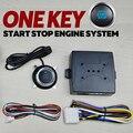 INICIAR sistema de Motor PARADA botão mais quente sistema de entrada sem chave com botão start-stop de arranque do motor remoto do alarme do carro botão