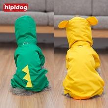 Hipidog Pet Animal Style Raincoat Dog Cat Clothes Puppy Cost